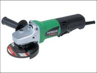 Hitachi HITG12SE2L - G12SE2 115mm Mini Angle Grinder 1050 Watt 110 Volt