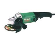 Hitachi HITG13SC2 - G13SC2 125mm Mini Angle Grinder 1200 Watt 240 Volt