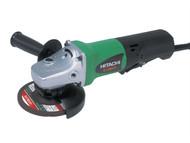 Hitachi HITG13SE2 - G13SE2 125mm Mini Angle Grinder 1200 Watt 240 Volt