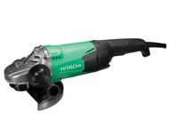 Hitachi HITG23ST - G23ST/J1 230mm Grinder 2000 Watt 240 Volt