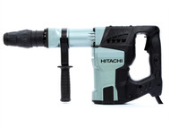 Hitachi HITH60M - H60MC SDS Max Demolition Hammer 1300 Watt 240 Volt
