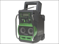 Hitachi HITUR18DSL - UR18DSL Site Radio 240 Volt & Battery Powered Bare Unit