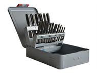 Halls HLL08GTI1 - TI1 Tap Kit Set (3, 4, 5, 6, 8, 10 &12mm)