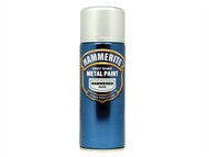 Hammerite HMMHFWAERO - Direct to Rust Hammered Finish Aerosol White 400ml
