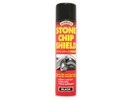 Hammerite HMMSCSBA600 - Stonechip Shield Black Aerosol 600ml