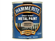 Hammerite HMMSFMC750 - Direct to Rust Smooth Finish Metal Paint Muted Clay 750ml