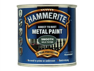 Hammerite HMMSFWT250 - Direct to Rust Smooth Finish Metal Paint Wild Thyme 250ml