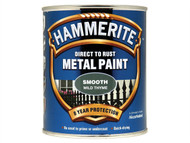 Hammerite HMMSFWT750 - Direct to Rust Smooth Finish Metal Paint Wild Thyme 750ml