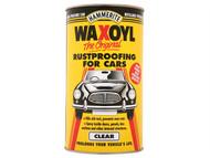 Hammerite HMMWAXOCLPC - Waxoyl Clear Pressure Can 2.5 Litre