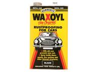 Hammerite HMMWAXOYLBL - Waxoyl Refill Can Black 5 Litre