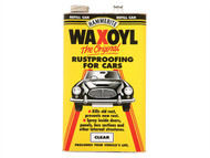Hammerite HMMWAXOYLCL - Waxoyl Refill Can Clear 5 Litre