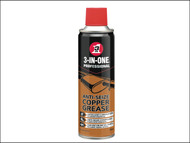 3-IN-ONE HOW44607 - 3-IN-ONE Anti-Seize Copper Grease 300ml