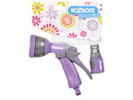 Hozelock HOZ2476PURP - Seasons Multispray Gun & Fitting Purple