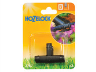 Hozelock HOZ2767 - T Piece 13mm (2 pack)