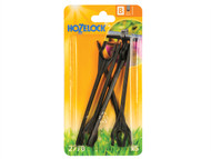 Hozelock HOZ2770 - Tube Stakes 13mm (5 Pack)