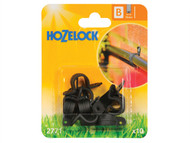 Hozelock HOZ2771 - Wall Clip 13mm (10 Pack)