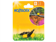 Hozelock HOZ2776 - Flow Control Valve 4mm (2 Pack)