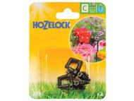 Hozelock HOZ2798 - Mini Sprinkler 4mm/13mm (Pack of 2)