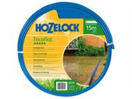 Hozelock HOZ6215 - Tricoflat Hose 15 Metre 25mm Diameter