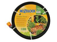 Hozelock HOZ6760 - Standard Soaker Hose 7.5 Metre 12.5 mm 12.5mm (1/2in) Diameter