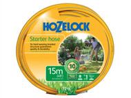 Hozelock HOZ7215 - Starter Hose 15 Metre 12.5mm (1/2in) Diameter