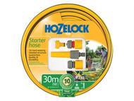 Hozelock HOZ72309000 - Starter Hose Starter Set 30 Metre 12.5mm (1/2in) Diameter