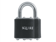 Henry Squire HSQ35 - 35 Stronglock Padlock 38mm Open Shackle