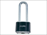 Henry Squire HSQ39212 - 39/2.5 Stronglock Padlock 51mm Long Shackle