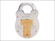 Henry Squire HSQ440KA - 440KA Old English Padlock with Steel Case 51mm Keyed