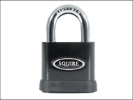 Henry Squire HSQSS50P5 - SS50P5 Stronghold Solid Steel & Brass Padlock 50mm CEN3