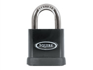 Henry Squire HSQSS50SKA - SS50S Stronghold Solid Steel Padlock 50mm Keyed Alike CEN4