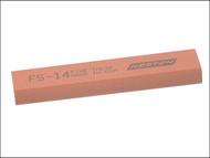 India INDFS44 - FS44 Round Edge Slipstone 115mm x 45mm x 13mm x 5mm - Fine