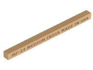 India INDMF14 - MF14 Square File 100mm x 6mm - Medium