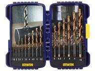 IRWIN IRW10503992 - Pro Drill Set Turbo Max Set of 15
