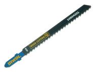 IRWIN IRW10504228 - Jigsaw Blades Wood Cutting Pack of 5 T234X