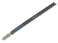 IRWIN IRW10504232 - Jigsaw Blades Metal & Wood Cutting Pack of 5 T345XF