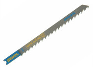 IRWIN IRW10504291 - Jigsaw Blades Wood Cutting Pack of 5 U101D