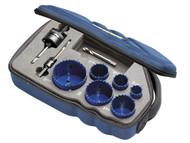 IRWIN IRW10506439 - Bi-metal Holesaw Kit 600L