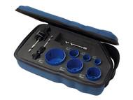 IRWIN IRW10506442 - BIM holesaw kit + jig blades 10506442
