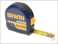 IRWIN IRW10507788 - Standard Pocket Tape 5m/16ft (Width 19mm) Carded