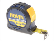 IRWIN IRW10507795 - Professional Pocket Tape 8m/26ft (Width 25mm) Carded