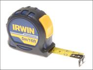 IRWIN IRW10508062 - Professional Pocket Tape 5m/16ft (Width 19mm) Bulk