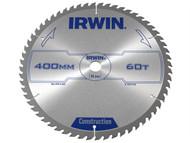 IRWIN IRW1897348 - Circular Saw Blade 400 x 30mm x 60T ATB