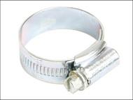 Jubilee JUBM00 - M00 Zinc Protected Hose Clip 11 - 16mm (1/2 - 5/8in)