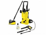 Karcher KARK4H - K4 Home Pressure Washer 130 Bar 240 Volt