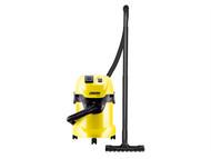 Karcher KARWD3PTOOL - WD3 P Wet & Dry Vacuum 1000 Watt 240 Volt