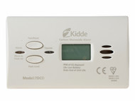 Kidde KID7DCOC - Carbon Monoxide Alarm Digital 10 Year
