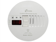 Kidde KID4MDCO - Carbon Monoxide Alarm Professional Mains Digital 230 Volt