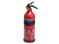 Kidde KIDKSPS1X - Fire Extinguisher Multi-Purpose 1.0kg ABC