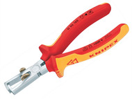 Knipex KPX1106160 - Insulation Wire Stripping Pliers VDE Certified Grip 160mm